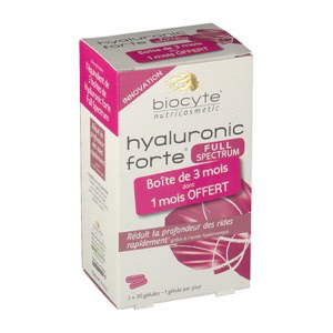 Biocyte Hyaluronic Forte 200mg  30comp