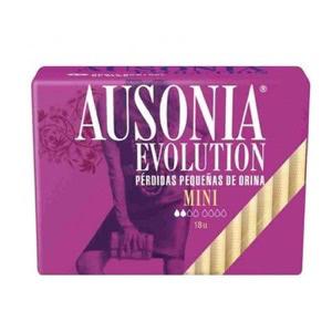 Ausonia Evolution compresa mini 18uds