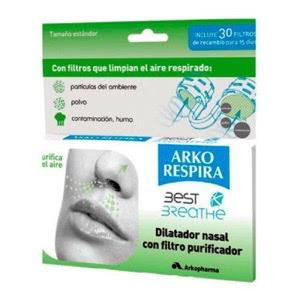 Arko Respira filtros nasales 30uds