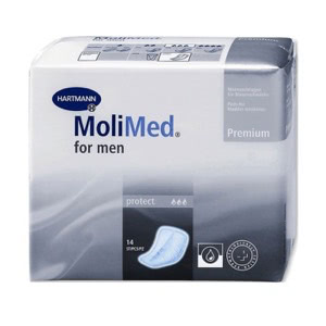 Molimed for Men incontinencia ligera 14uds