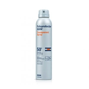 Isdin fotoprotector spray transparente SPF50+ 200ml