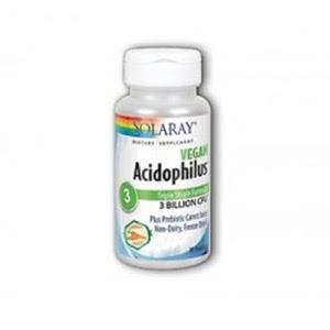SOLARAY Vegan Acidophilus 30ml