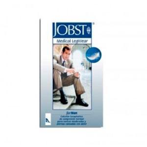 Jobst calcetín compresión normal azul talla G 1ud