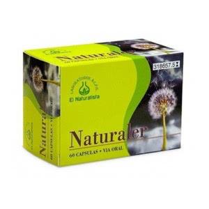El Naturalista Naturaler 60cáps