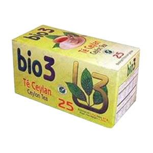 Bio3 Té Ceylan ecológico 25uds