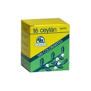 Carabela té de ceilán 15 sobres