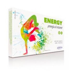 Homeosor Energy 10ml 20viales