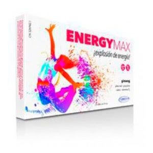 Homeosor Energy Max 10ml 20viales