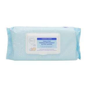 Be+ Pediatrics toallitas dermolimpiadoras extra suaves 72uds