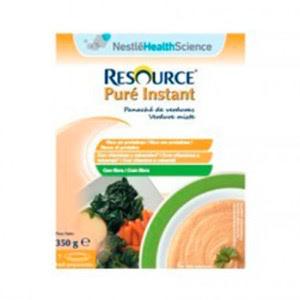 Resource puré instant panaché de verduras 350g