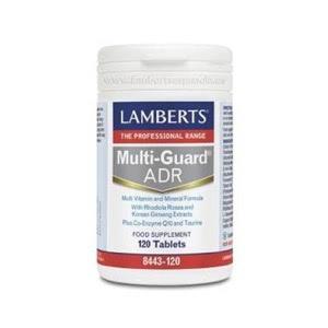 Lamberts Multi-guard Control 120 tabletas