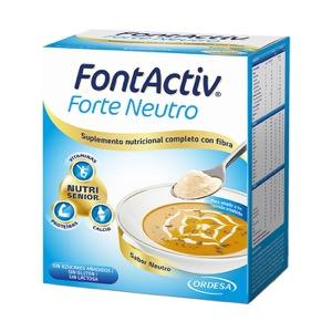 FontActiv Forte Neutro 30gr 10 sobres