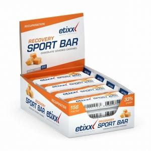 Etixx Recovery Shake Sport Bar Caramel 12uds
