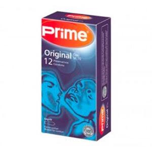 Prime Original preservativos 12uds