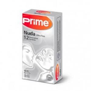 Prime Nuda preservativos látex 12uds