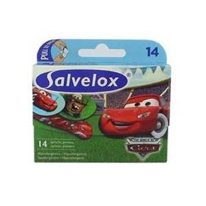 Salvelox Cars apósitos 14uds