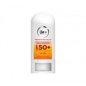 Be+ stick cicatrices y zonas sensibles SPF50+ 8ml