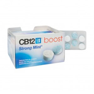 CB12® Boost chicles 10udsx12cajas