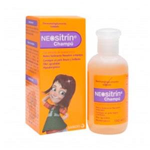 Neositrin® champú antiparasitario 100ml