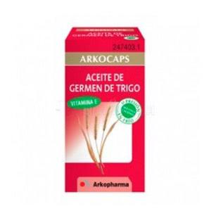 Arkocaps aceite germen trigo 50cáps