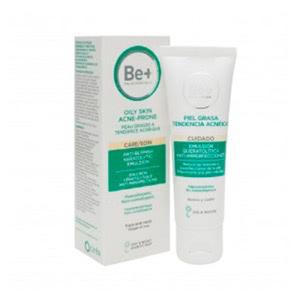 Be+ emulsión queratolítica anti-imperfecciones piel grasa tendencia acneica 40ml