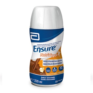 Ensure Nutrivigor sabor chocolate 220ml 4uds