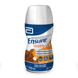 Ensure Nutrivigor sabor chocolate 4 botellas x 220ml