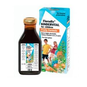 Floradix Kindervital® Fruity 250ml