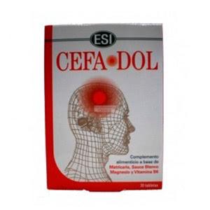 ESI Cefadol 30 tabletas