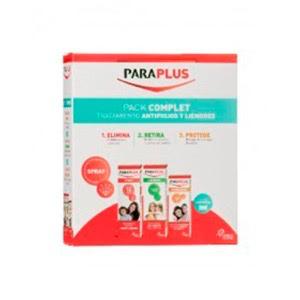 Paraplus Elimina-Retira y Protege
