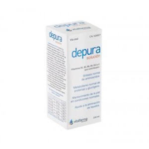 Vitalfarma Depura Vitalfarma Solucion 150 Ml