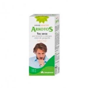 Arkotos jarabe para la tos adultos 125ml