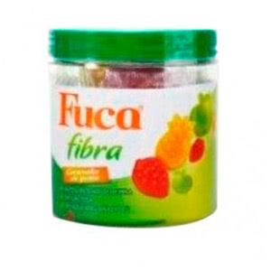 Fuca fibra caramelos goma sabor frutas 14uds