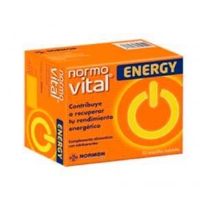 Normovital Energy 20amp