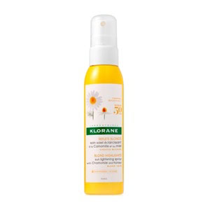 Klorane cuidado solar aclarante spray 125ml
