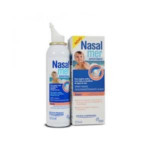 Nasalmer® spray nasal hipertónico bebés 125ml