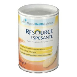 Resource Espesante sabor naranja 400g