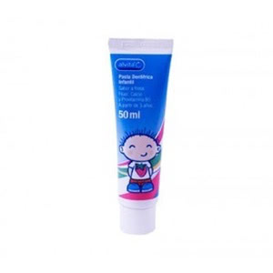 Alvita pasta dental infantil 50ml