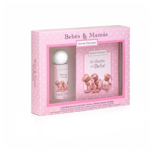 Anne Geddes colonia niña 100ml + diario