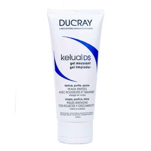 Ducray Kelual DS gel limpiador 200ml