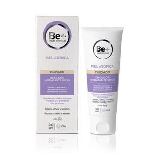 Be+ Atopia emulsión hidratante facial 24h SPF20+ 50ml