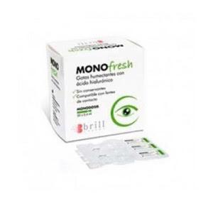 Mono Fresh gotas humectantes 30udsx0,4ml