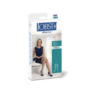 Jobst media corta 140 compresión normal color negro T-5 1ud