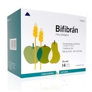 Farmasierra Bifibran 14 sobres