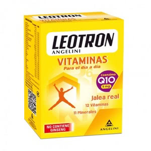 Leotron Vitaminas 90comp