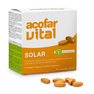 Acofarvital Solar 60comp