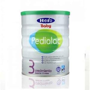 Pedialac 3 Hero Baby Bote 960 G
