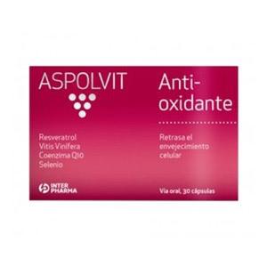Aspolvit Antioxidante 30comp