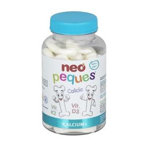 Neo Peques Kalcium+ 30 caramelos