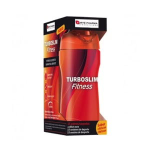 Turboslim Fitness 15 Sobres